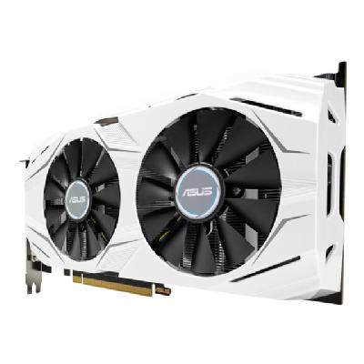ASUS DUAL-GTX1060-O6G - graphics card - GF GTX 1060 - 6 GB e GTX 1060 PCI Express 3.0 GDD R5 6GB OC Mode-GPU B