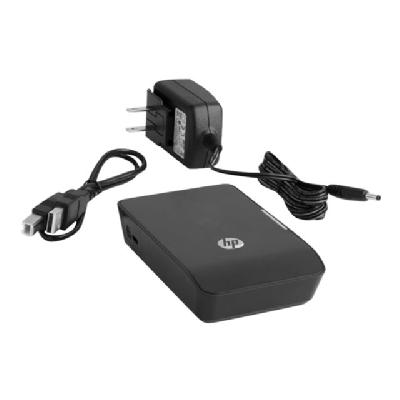 HP 1200w NFC/Wireless Mobile Print Accessory - direct print adapter (English / United States) RY apter plug; USB cabl