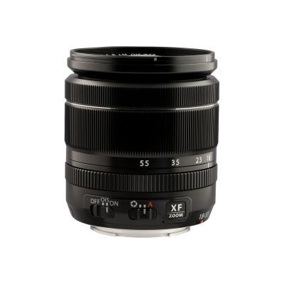 Fujinon XF zoom lens - 18 mm - 55 mm