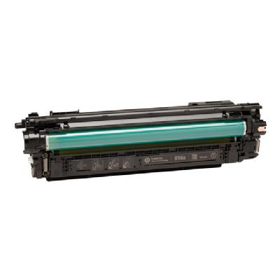 HP 656X - High Yield - yellow - original - LaserJet - toner cartridge (CF462X)  TNR CART
