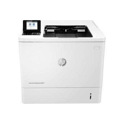 HP LaserJet Enterprise M607n - imprimante - Noir et blanc - laser (Anglais, français, espagnol / Canada, Mexique, Etats-Unis, Amérique latine (sauf Argentine, Brésil, Chili)) RPRNT