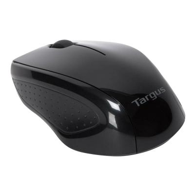 Targus W571 - mouse - 2.4 GHz - black sy Surface- Black