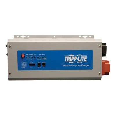 Tripp Lite 1000W APS 12VDC 230V Inverter / Charger w/ Pure Sine-Wave Output Hardwired - DC to AC power inverter - 1 kW  Inverter/Charger with Pure Si ne-Wave Output  Hard