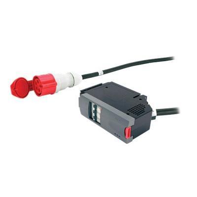APC IT Power Distribution Module - automatic circuit breaker  Pole 5 Wire 20A 240V IEC309 9 20cm