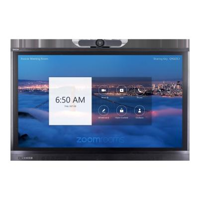 "Avocor ALZ-6550 ALZ Series - 65"" LED display - 4K ystem (incl AVF-6550  ALZ-ZRMK   MeetUp)"