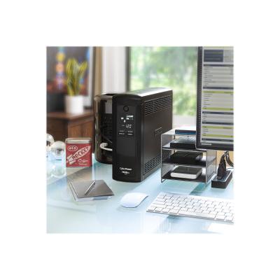 CyberPower Intelligent LCD CP1500AVRLCD - UPS - 900 Watt - 1500 VA CP1500AVRLCD 900 WATT1500 VA