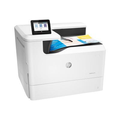 HP PageWide Color 755dn - imprimante - couleur - large éventail de page (Anglais, français, espagnol / Canada, Etats-Unis)  PLOT
