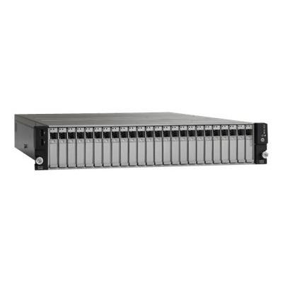Cisco UCS C24 M3 Rack Server - rack-mountable - Xeon E5-2450 2.1 GHz - 16 GB - no HDD  SYST