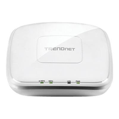 TRENDnet TEW 821DAP AC1200 Dual Band PoE Access Point - wireless access point (Canada) int (with software controller)