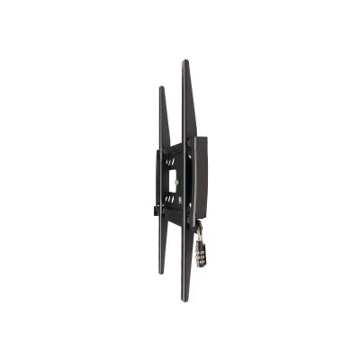 """Tripp Lite Heavy-Duty Fixed Security Display TV Wall Mount for 32"""" to 55"""" TVs and Monitors, Flat or Curved Screens - wall mount  MNT"""