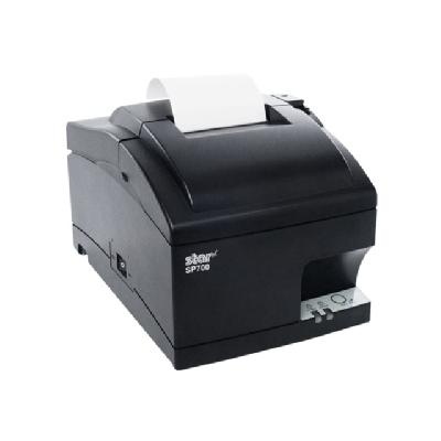 Star SP742MC - receipt printer - two-color (monochrome) - dot-matrix  PRNT