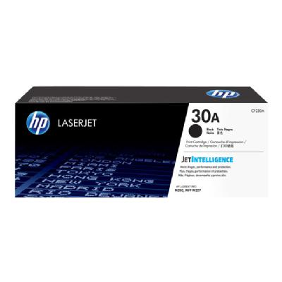 HP 30A - black - original - LaserJet - toner cartridge (CF230A) IDGE