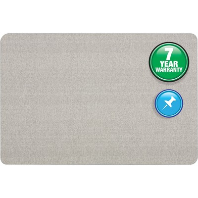 Quartet Oval Office™ Fabric Bulletin Board