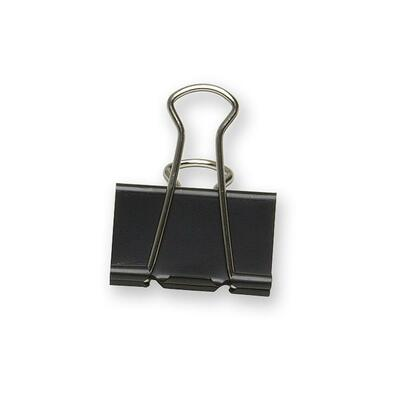 Acme United Sure-Grip Triangular Fold Back Binder Clip