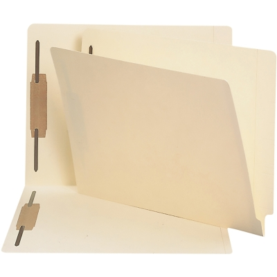 Smead Shelf-Master End Tab File Folder