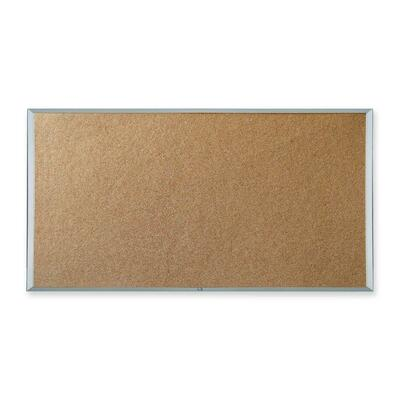 Quartet Wesco Economy Cork Board