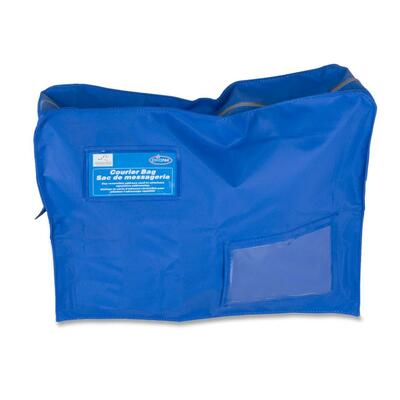 Ro-el Tamper-Evident Gusset Style Courier Bag