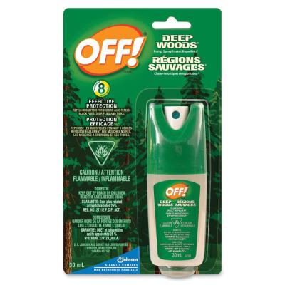 Diversey Deep Woods Insect Spray