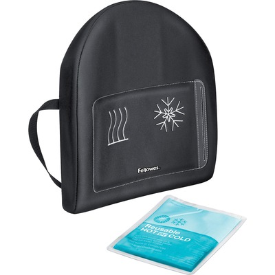 Fellowes Heat and Soothe Back Support