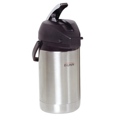 BUNN 2-1/2 Litre Lever-action Airpot
