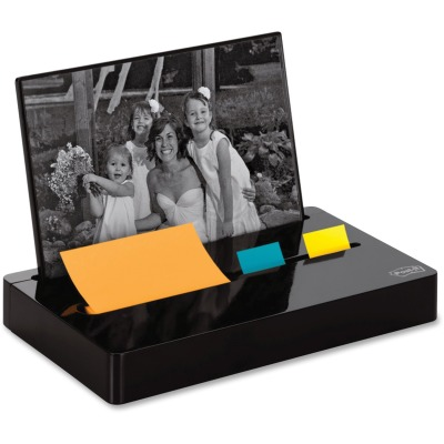 3M Pop-up Notes Glossy Desk Organizer