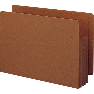Smead End Tab File Pockets with Reinforced Tab