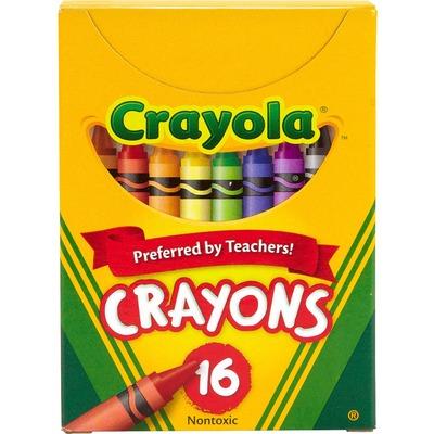 Crayola Tuck Box 16 Crayons