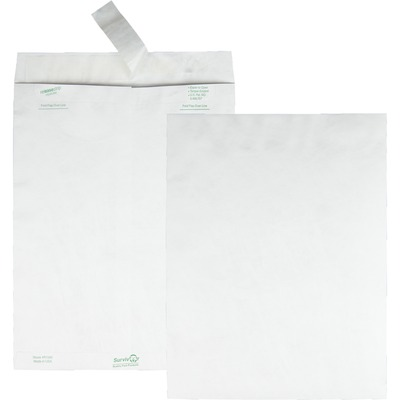 Quality Park Flap-Stik Open-end Envelopes