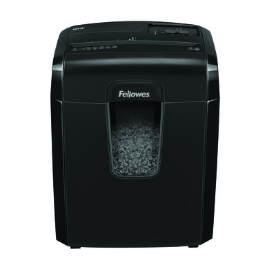 Fellowes Powershred  8MC Micro-Cut Shredder -Cut Shredder