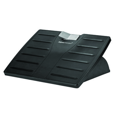 Fellowes Office Suites Adjustable Footrest with Microban Protection ble Footrest with Microban Pro tection