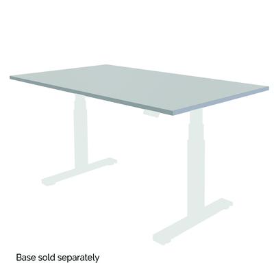 "Laminate Table Top - 60"" x 30"" - Grey SPECIAL ORDER  - Grey SPECIAL ORDER"