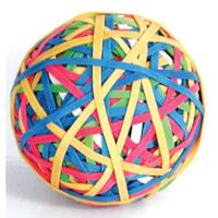 Boule d'élastiques Acco