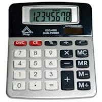 Calculatrice de bureau à 8 chiffres Aurex