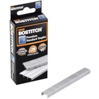Bostitch Premium Standard Staples, 1/4