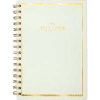 Mead Pastel Weekly/Monthly Academic Planner, 5 1/2