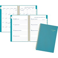 At-A-Glance Weekly/Monthly Colour Bar Collection Planner, 6 1/4
