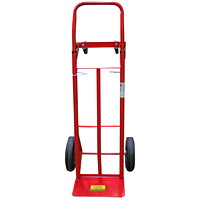 ToolMaster Convertible Hand Trolley, Red, 440-LB Capacity