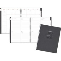 At-A-Glance Signature Weekly/Monthly Academic Planner, 8 3/8