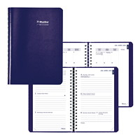 Blueline Weekly/Monthly Academic Planner, 8