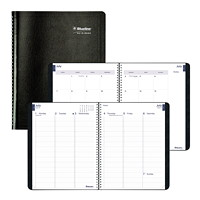 Blueline Weekly/Monthly Academic Planner, 11