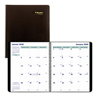 Blueline 16-Month Monthly Planner, 11