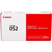 Cartouche de toner à rendement standard Canon 052 imageCLASS (2199C001), noir
