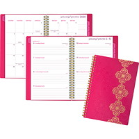 Mead Caprice Collection Weekly Planner, 5 7/8