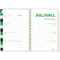 At-A-Glance Small Weekly/Monthly Academic Planner, 6 1/4