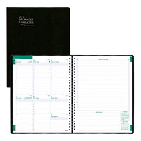 Blueline Timanager Academic Weekly Planner, 11