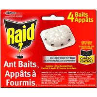 Raid Ant Baits, 4/PK