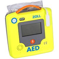 ZOLL AED 3 Semi-Automatic Defibrillator, English