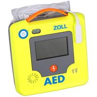 Défibrillateur semi-automatique AED 3 ZOLL, anglais