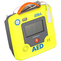 ZOLL Fully Automatic AED 3, English