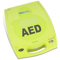 Défibrillateur semi-automatique AED PLUS ZOLL, anglais